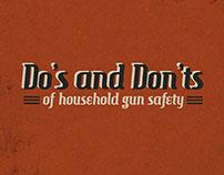 Household Gun Safety