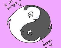 El Yin y el Yang de la vida cotidiana