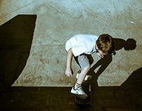 Maty's skateboarding story