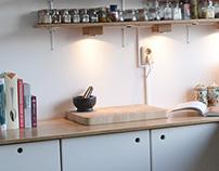 Uitbreiding keuken