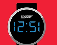 The Strokes Clock