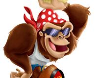 Mr. Funky Kong