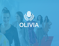 OLIVIA | ECOMMERCE WEBSITE TEMPLATE