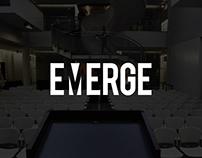 Emerge Rebrand