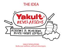 Yakult - Web campaign