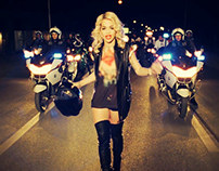 "Rita Ora ""Shine Ya Light"" Music Video"