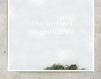 The Antlers - Artwork
