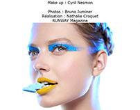 RUNWAY Magazine Cyril Nesmon