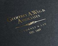 Geoffrey A.Weg & Associates Identity