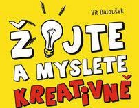 """Book """"Žijte a myslete kreativně"""""""