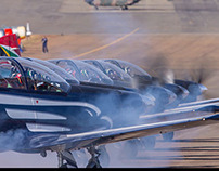 South African Air Force Museum Swartkop Airshow 2014