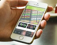 Sellfy App Concept