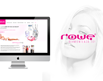 ROWE Romania - Web Design