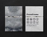 PressFrame brochure