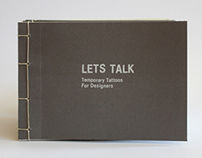 Worth Pop Up - Lets Talk Design