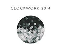 Clockwork 2014 - Event Branding