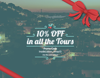 Christmas promotion - Inside Lisbon