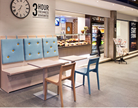 Upper Crust (Retail Design)