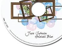 Jazz Interior Helsinki Blue