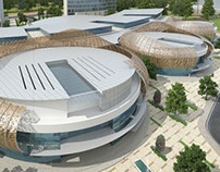 Lubumbashi Master Plan & Convention Center I D.R.C