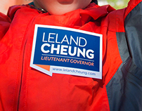 Leland Cheung Political Campaign