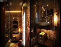 Comfort Room Render