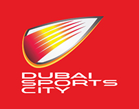 Dubai Sports City Online Banners
