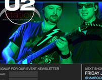 U2station | Responsive Design + CMS