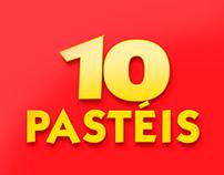 Spot - 10Pastéis - Aniversário de 18 anos