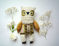 Louis Forester Owl