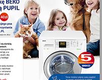 Beko ecommerce site