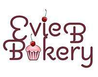 Evie B Bakery Logo