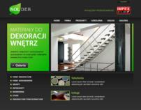 Impex Color - Kolder website