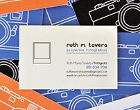 Imagen corporativa diseñada para Ruth