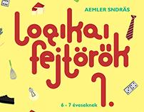 Logikai fejtörők - mathematics book
