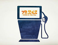 Rejected elementS & animations for REPSOL Ad