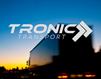 Tronic Transport - logo project.