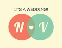 Neha&Varun's Wedding Invite.