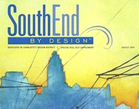 South End by Design Magazine Illustrations