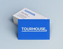 Tourhouse Productions Logo Design