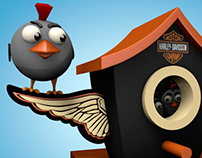 Birdhouse  |  3D sketches