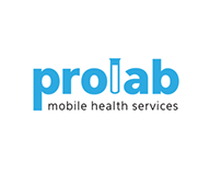 ProLab Mobile Health Services Identity and Web Design