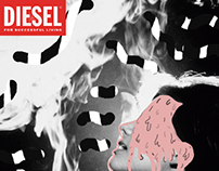 Diesel Illustration Project