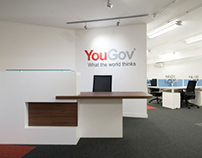 Office Design & Fit-Out For YouGov