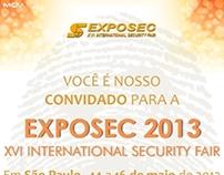 Convite Exposec - MCM