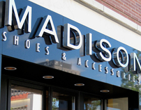 MADISON // shoes and accessories, retail