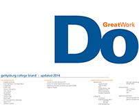 2014 Gettysburg College Brand Standards