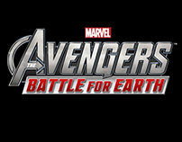 The Avengers Battle For Middle Earth : Commercial