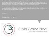 Cover Letter & Resume Idea