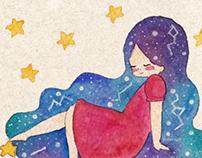 Ilustraciones ♥ Enero-Mayo 2014